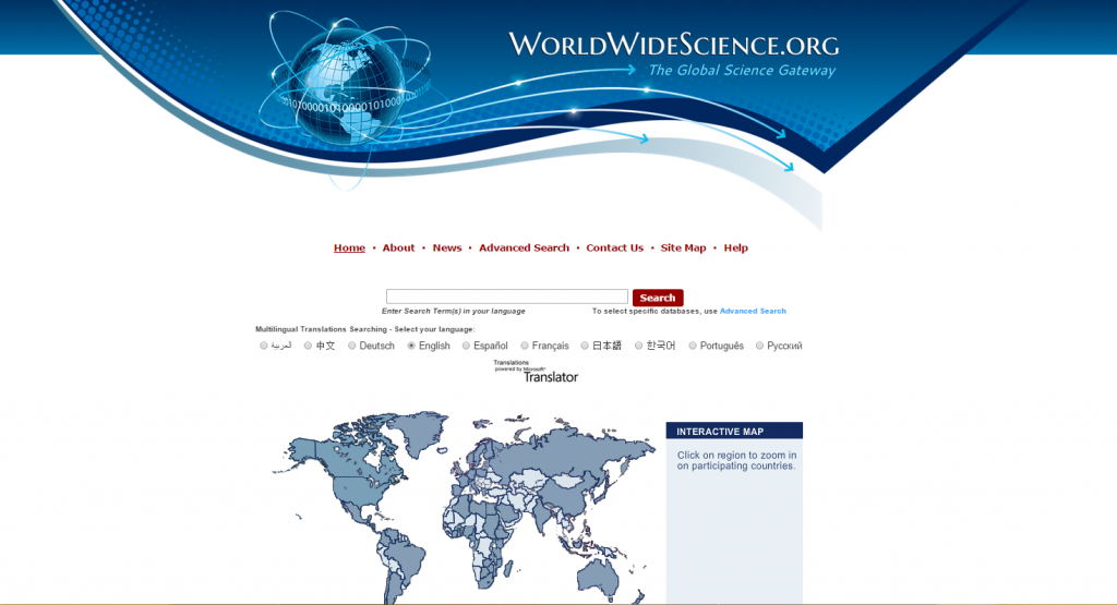 WorldWideScience